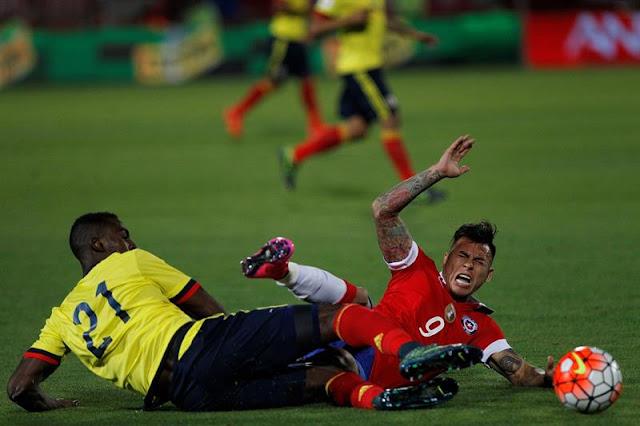 Colombia sin Jackson Martínez para recibir a la Selección Argentina