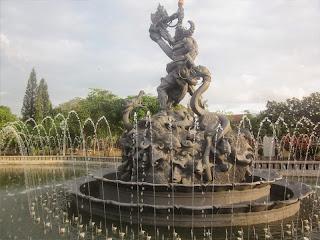 Wisata Taman Kota Negara Jembrana
