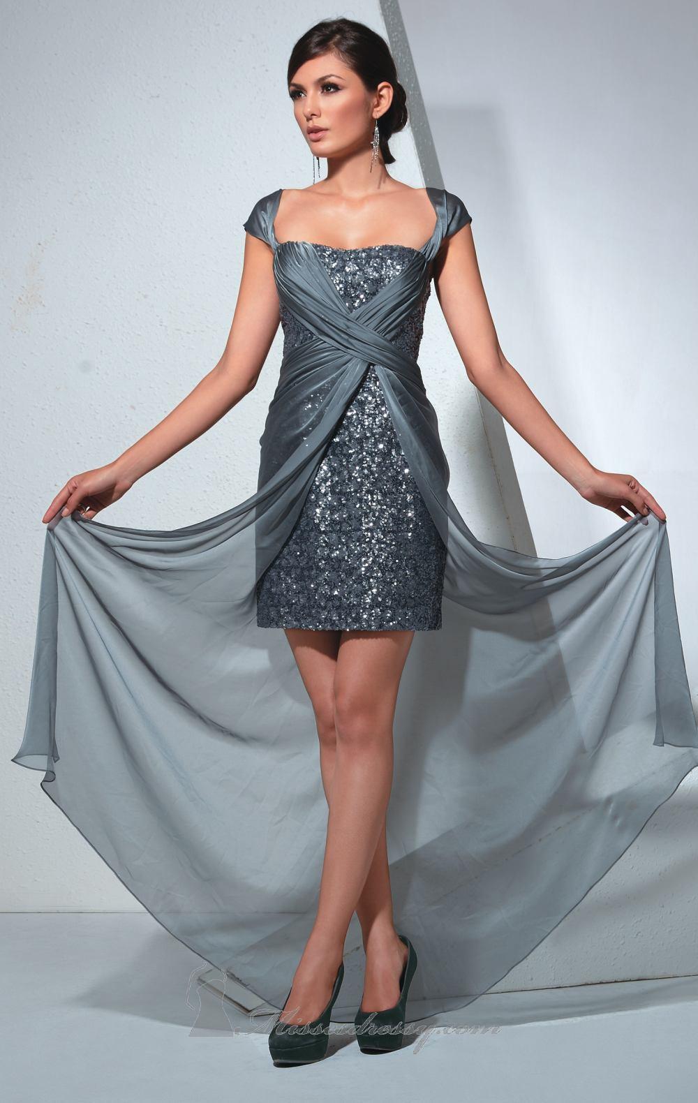 Ünlüler'den 2019 Kokteyl Elbise Modelleri