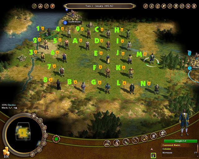 Civilization 4 Colonization - Professions and Specializations Description