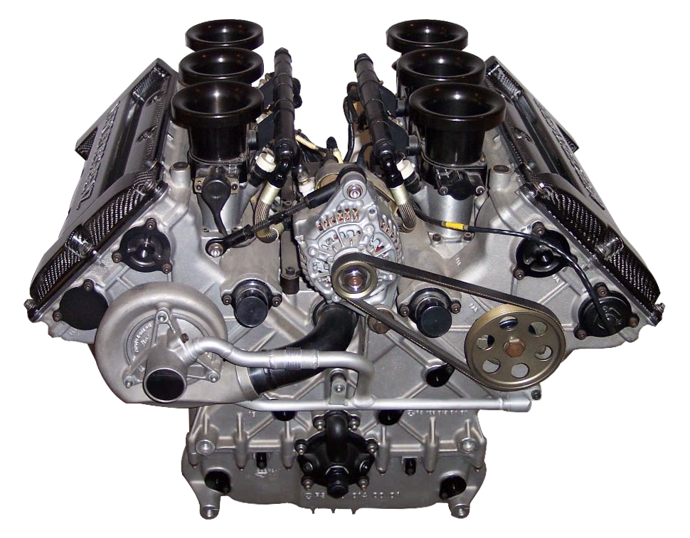 The Alfa Romeo V6 Engine HighPerformance Manual SpeedPro