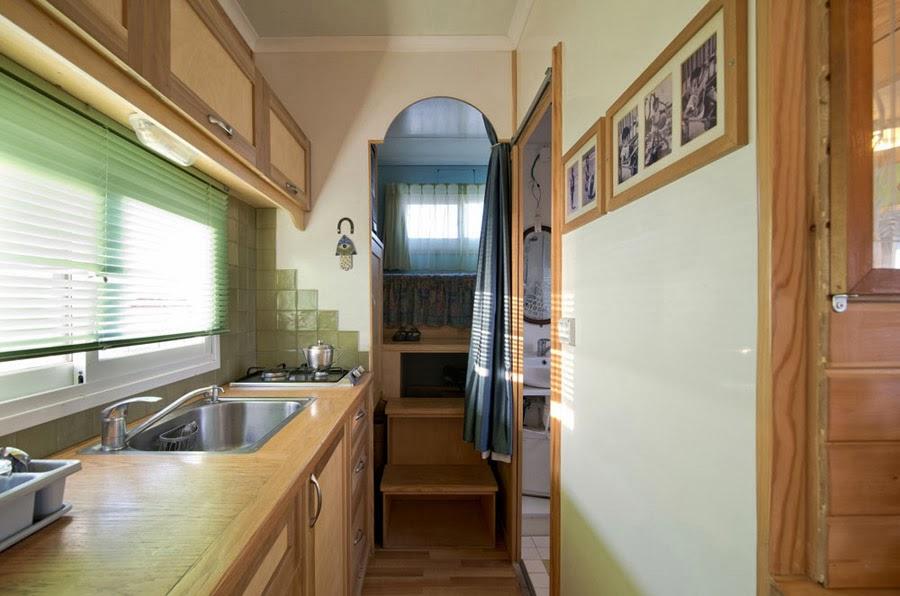 Joe'nun Kamyon Evinin Mutfağı 2