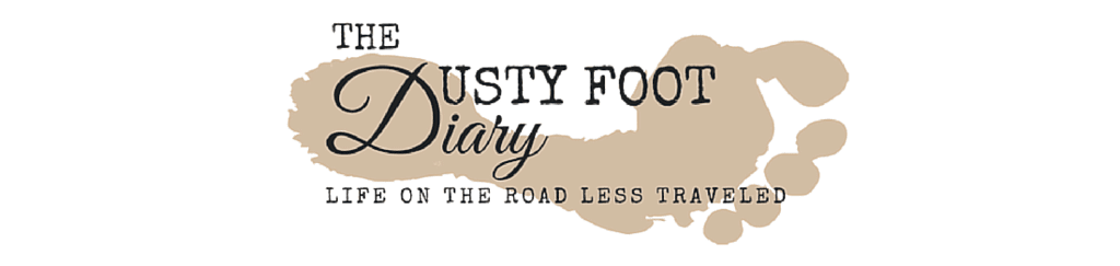 The Dusty Foot Diary