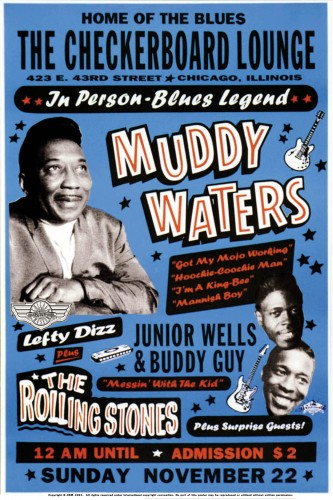 Did Muddy Waters Tour The Uk