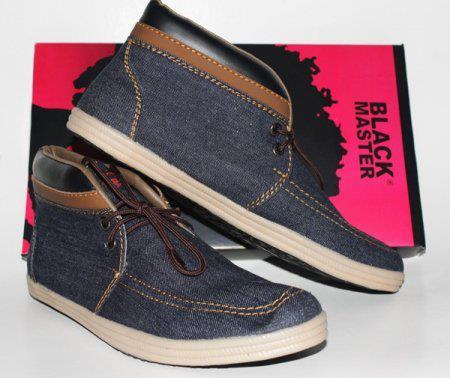 Sepatu Blackmaster High BM74