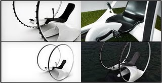 Di-Cycle Bike Design