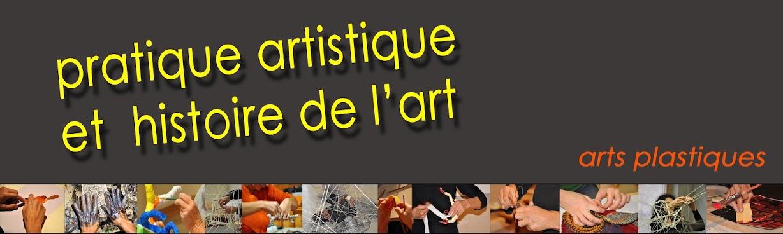 pratique artistique et histoire de l'art