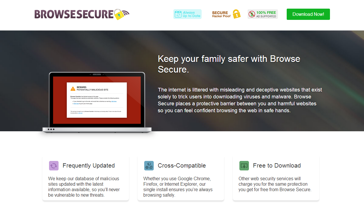 Browse Secure