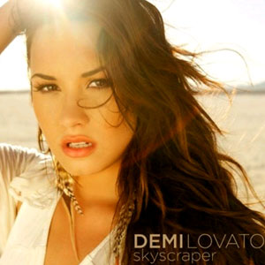 Demi Lovato Azlyrics on Demi Lovato Skyscraper Lyrics Cover Art Jpg