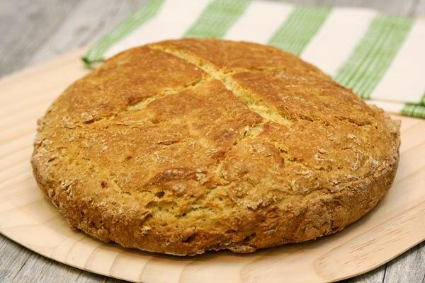 Baked-Irish-soda-bread