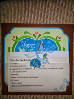 Chocolate Mint Cookies page