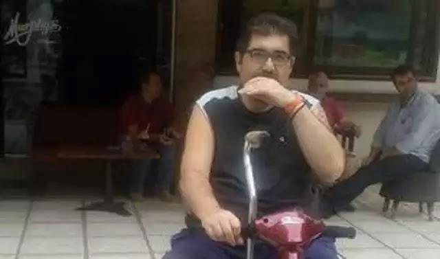 Κατάσχεσαν τα χρήματα απο ακατάσχετο λογαριασμό ανάπηρου Λαρισαίο. Δεν μπορεί να θάψει ούτε τον πάτερα του!!!