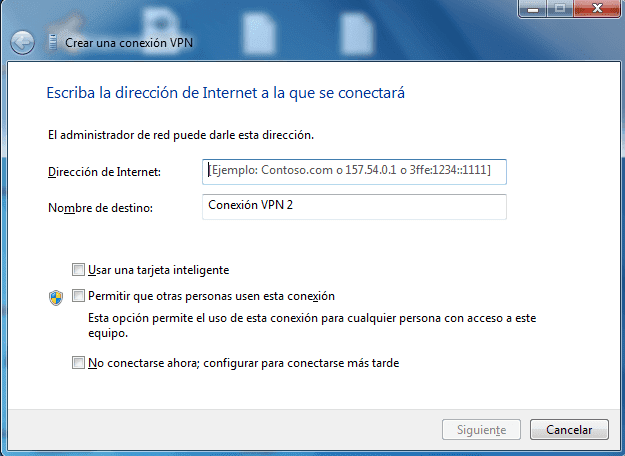 que es una vpn en el so windows