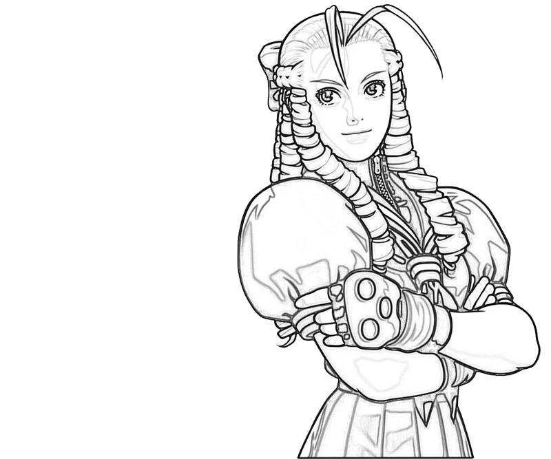 karin-beautiful-coloring-pages