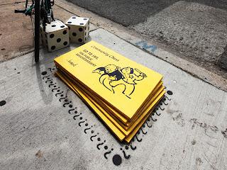ok ok no Clever Street Art okokno