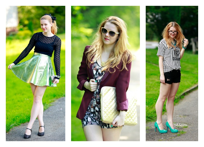česká módní blogerka, czech fashion blogger, Lucie Srbová, how to look stylish