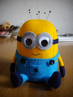 Minion Pin Cushion