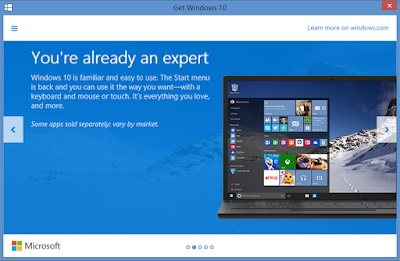 Windows 10 Free Upgrade Ready On July 29th