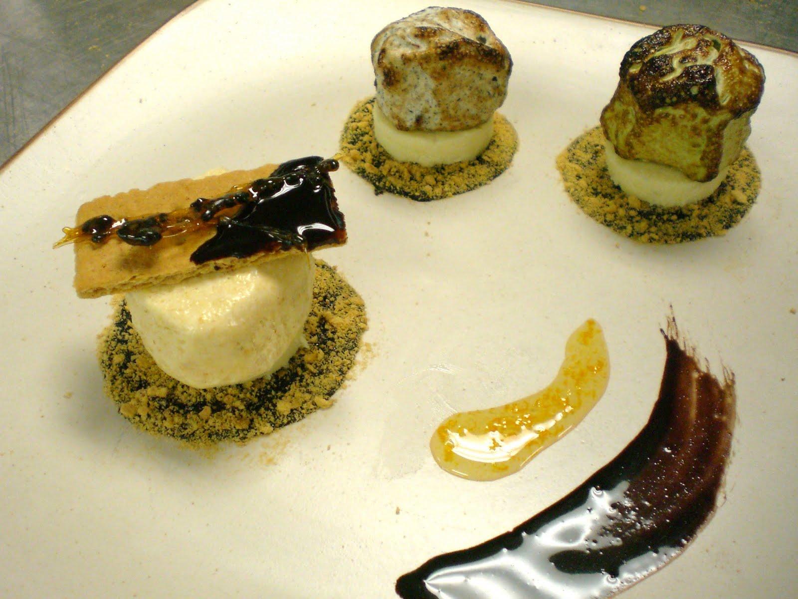 Psychedelicious: Advanced Restaurant Desserts Week 6 & 7