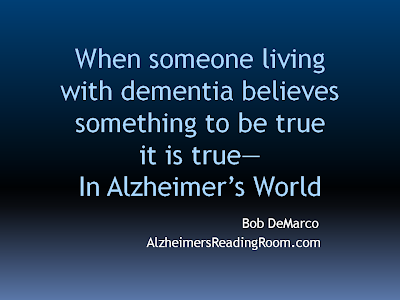 Explaining Alzheimer's to a Patient