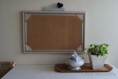 Tablica korkowa - odsłona pierwsza