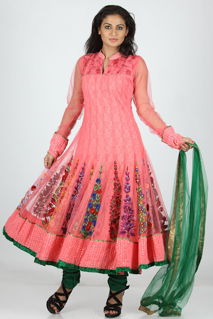 Latest-Wedding-Churidar-Dress