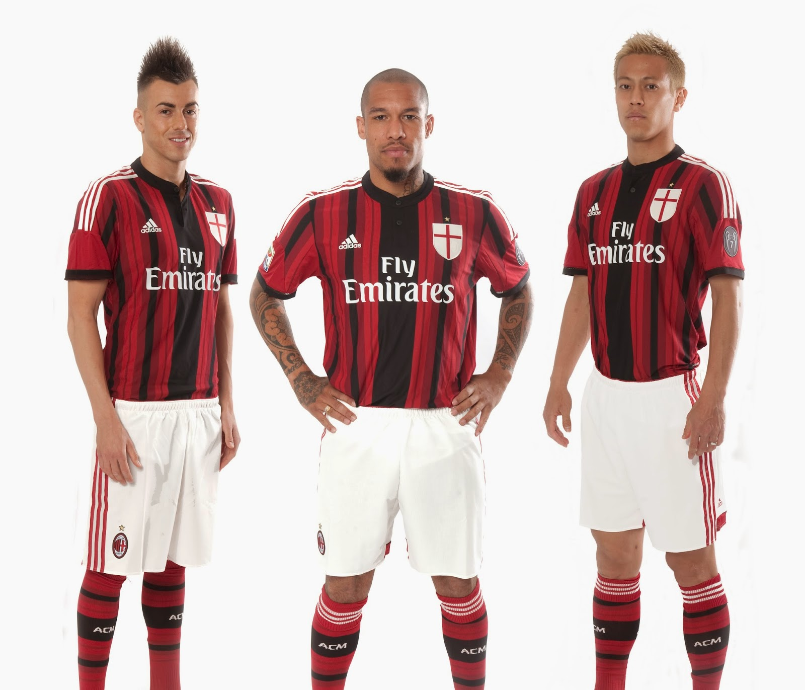 Nuova maglia Adidas Milan