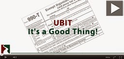 UBIT – It's a Good Thing!