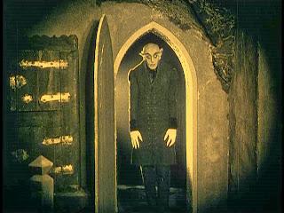 The monstrous Graf Orlok