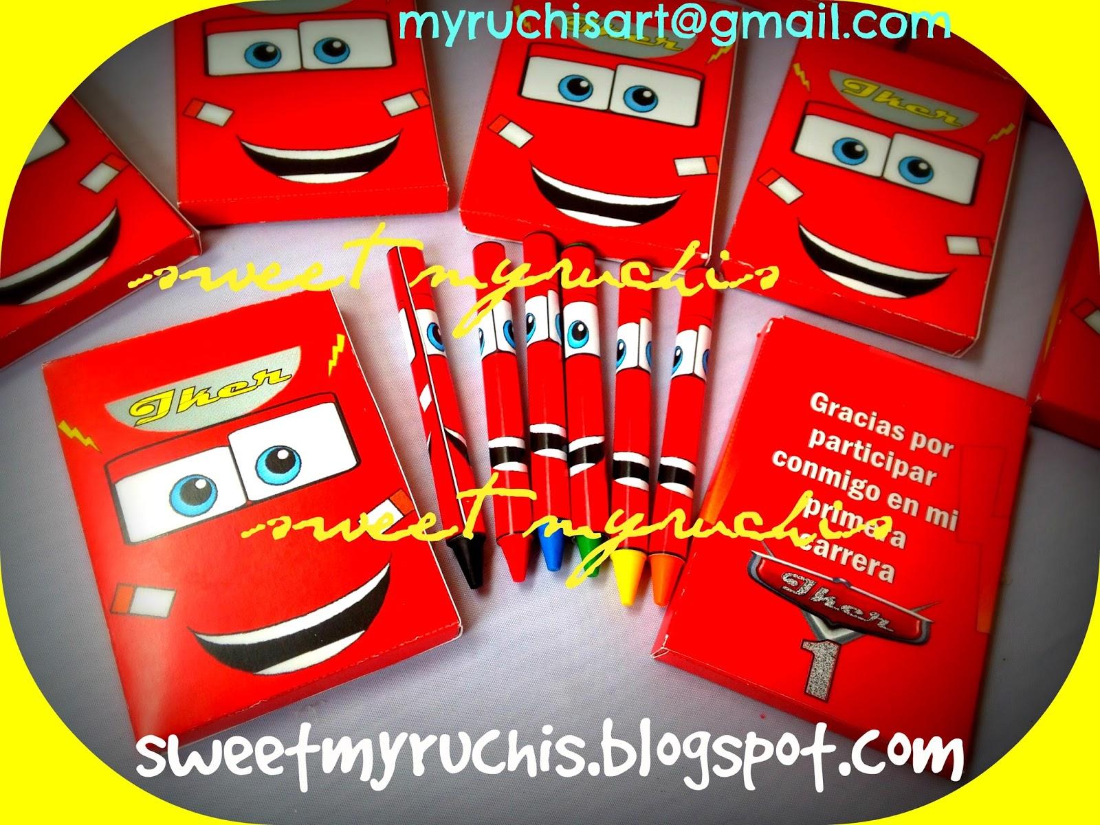 2015 | Eventos Sweet Myruchis