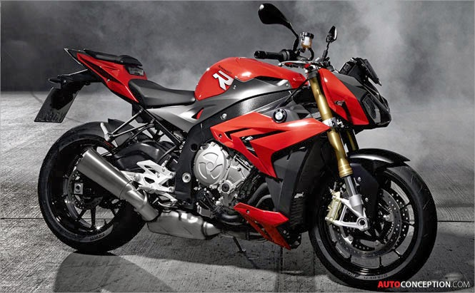BMW Supersport S1000R