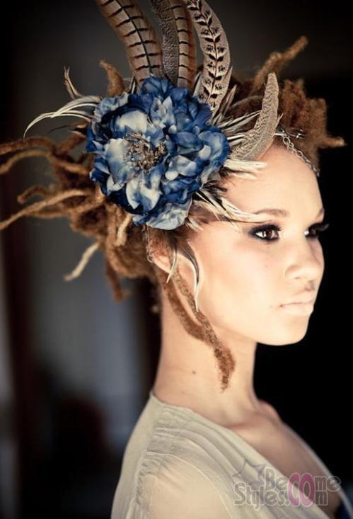 African Wedding Hairstyles