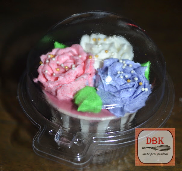 Doorgift Cupcake Buttercream (size M)