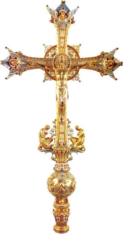 CRUZ DE LEÓN XIII