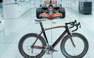 bicleta mais rápida,mega interessante,mclaren,curiosidade
