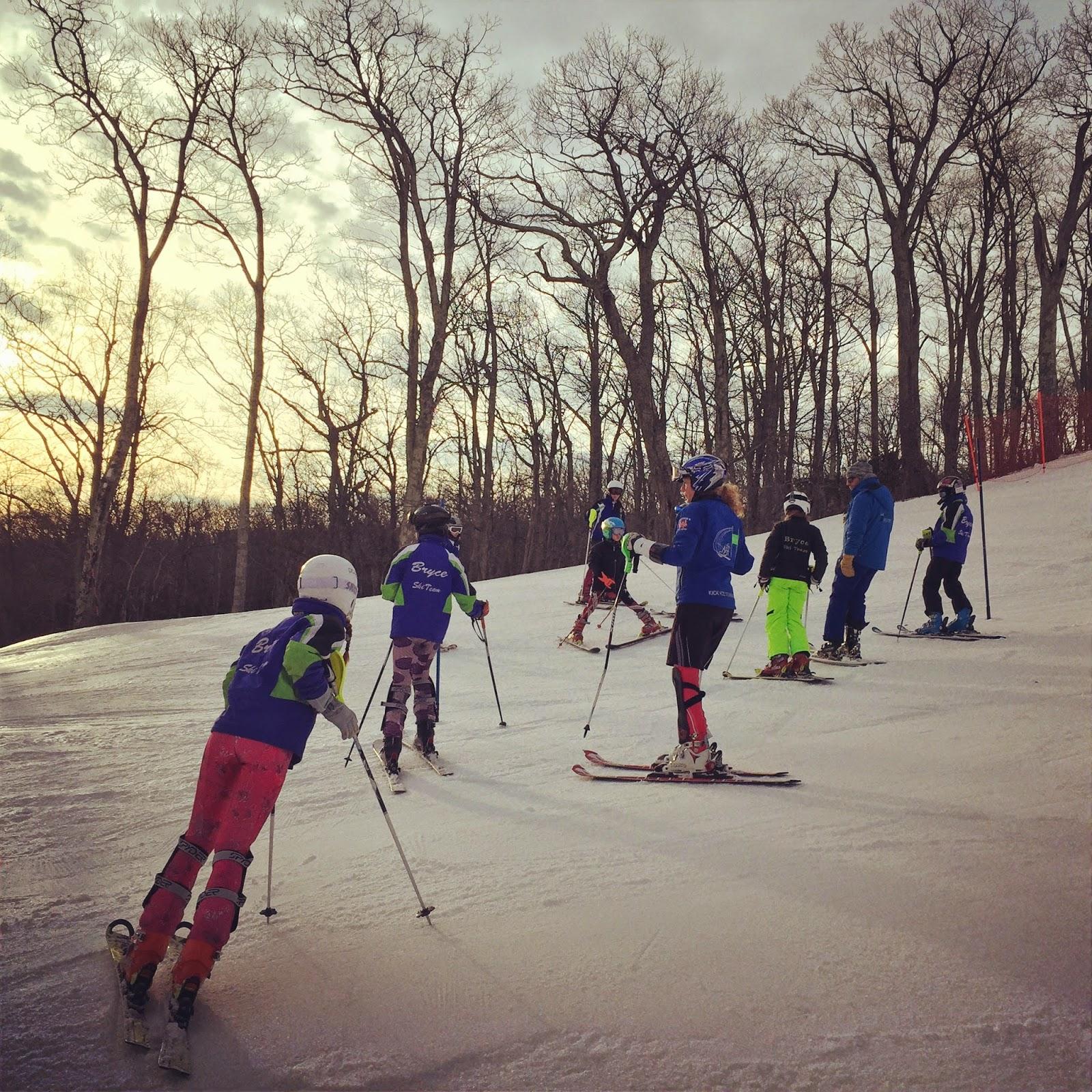 SARA, racing, wintergreen, ski, virginia