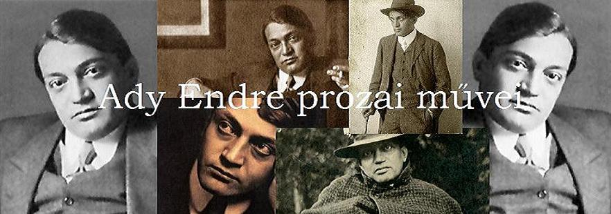 Ady Endre prózai művei