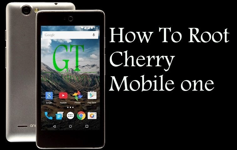 unlock bootloader ,install recovery and root cherry mobile one