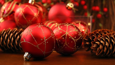Fondos navideños para tu pc o tablet gratis
