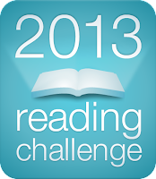 Goodreads Challenge Button
