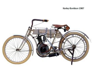 Harley Davidson 1907