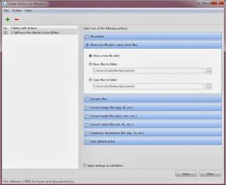 Folder Actions