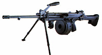 Ultimax 100 light machine gun LMG