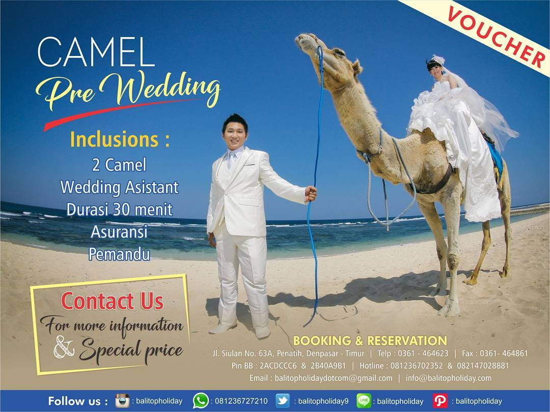 Bali Wedding Packages