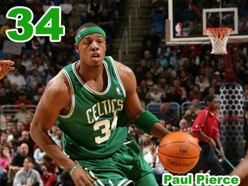 Paul Pierce Celtics Wallpapers 34 Best Player