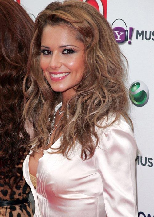 Cheryl Cole Hairstyles 1