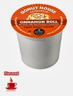 Green Mountain Donut House Cinnamon Roll K-Cups