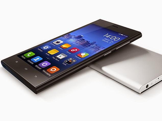 Spesifikasi Xiaomi Mi 3 dan Harga