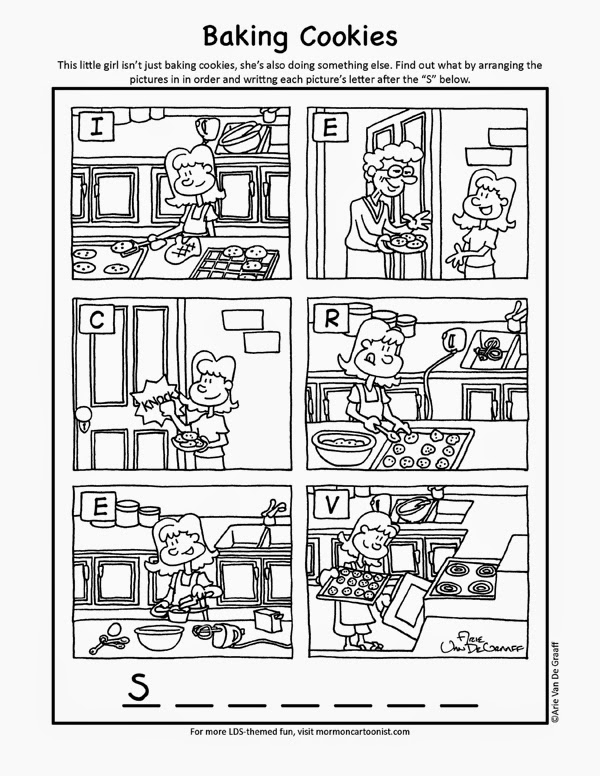 Ward Cartoonist: The Ward Cartoonist Activity Page Newsletter FAQ