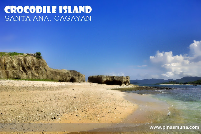 Crocodile Island of Santa Ana, Cagayan
